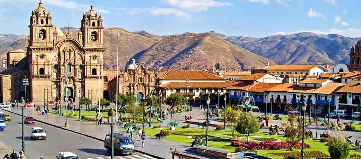 Las mejores cuatro ciudades para visitar o residir en el Perú