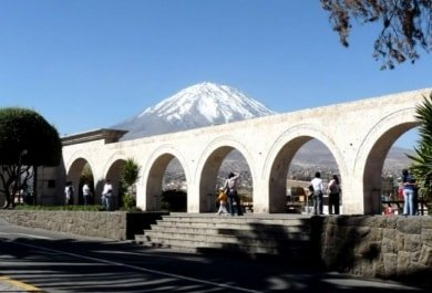 city of Arequipa