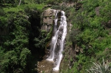 catarata de antankallo